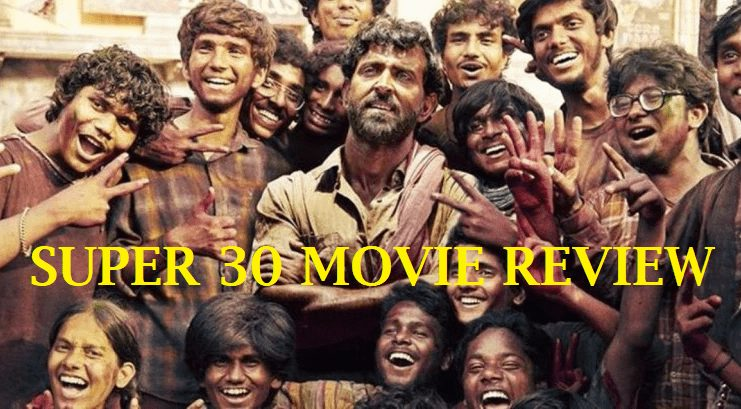 Super 30 Full Movie Review