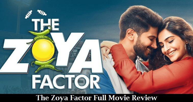 The Zoya Factor Full Movie Review
