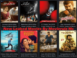 New Leaked Movies By Movierulz Ms