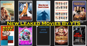 New Leaked Movies By YTS