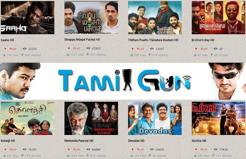 TamilGun - Download Tamil Movies For Free