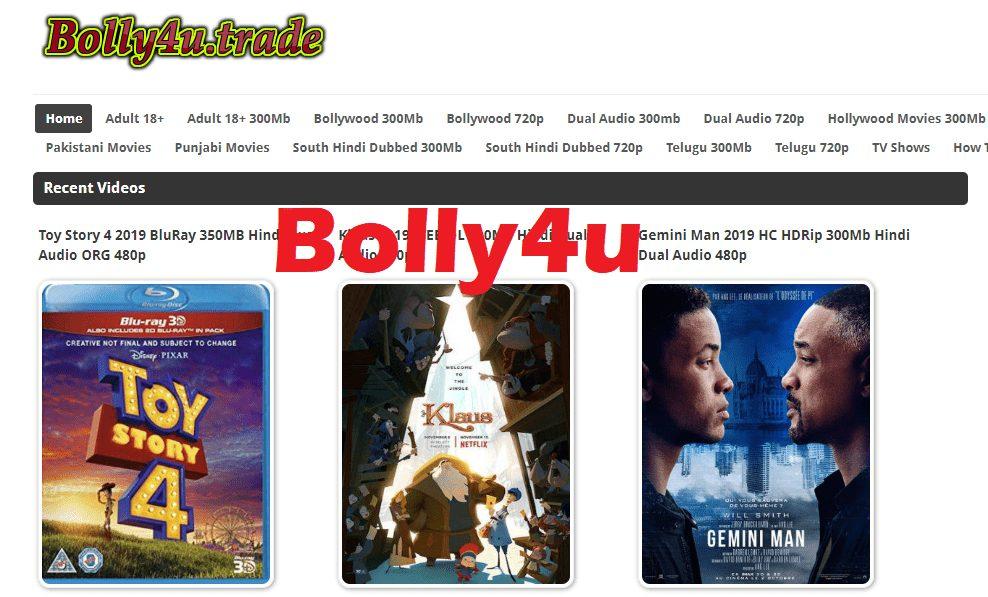 foto de Bolly4u 2020 : Download Bollywood, Hollywood, Tamil & Telugu ...