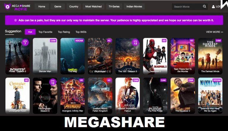 Megashare