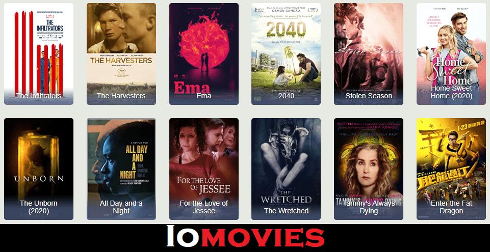 Iomovies Best Alternatives – Watch HD Movies & TV Shows – Watch Movies Online